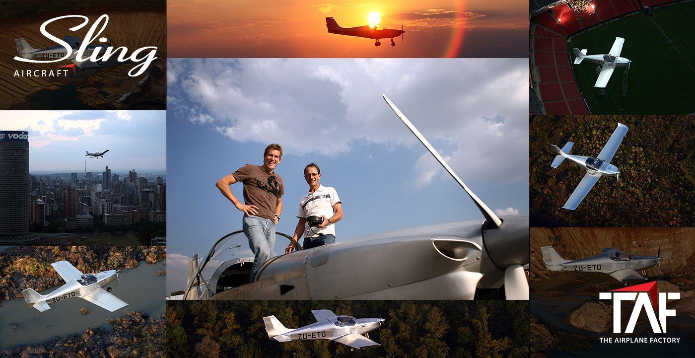 Sling Aircraft - 10 Years