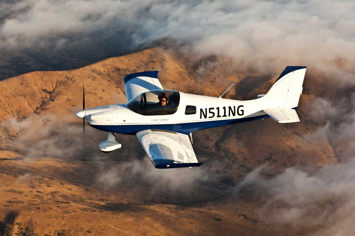 The Airplane Factory Sling Aircraft