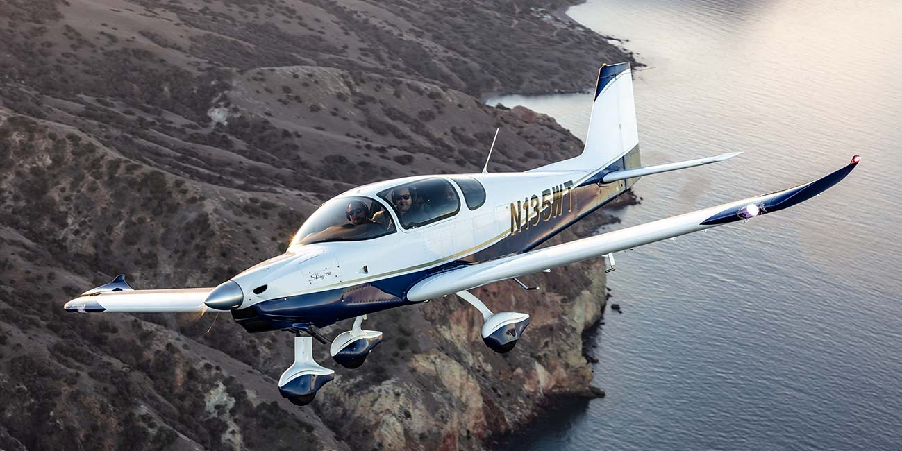 Flying the Sling TSi as per the article written by Dam Johnson in General Aviation News