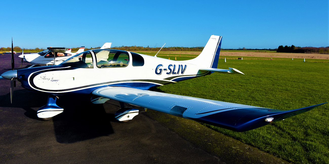 The Sling 4 of Sling Aircraft as per the article published in Light Aviation magazine United Kingdon