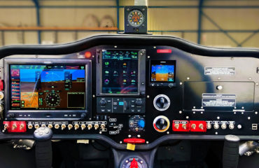 Panel pic of the Sling TSi for Flyer magazine in the UK