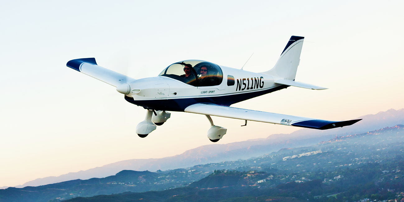 The Sling LSA featured in African Pilot magazine