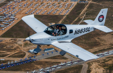 the sling ngt trainer aircraft as published in african pilot magazine