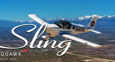 the sling aircraft squaek august 2020 newsletter