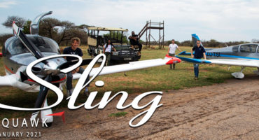 January 2021 Sling Squawk Newsletter Sling Aircraft