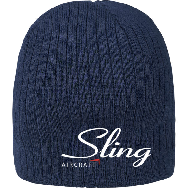 sling aircraft beanie now available on the sling store