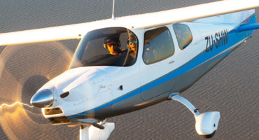 SA Flyer publishes article on the new sling aircraft sling high wing